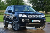 Used Land Rover Freelander 2 2 2.2 SD4 HSE LUX