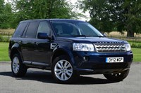 Used Land Rover Freelander 2 2 2.2 SD4 XS