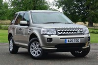 Used Land Rover Freelander 2 SW 2 2.2 SD4 XS 5dr Auto