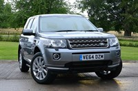 Used Land Rover Freelander 2 2 2.2 TD4 SE Tech