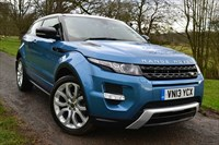 Used Land Rover Range Rover Evoque 2.2 SD4 Dynamic LUX