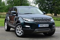 Used Land Rover Range Rover Evoque 2.2 SD4 Pure