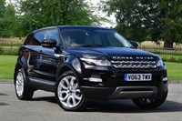 Used Land Rover Range Rover Evoque 2.2 SD4 Prestige