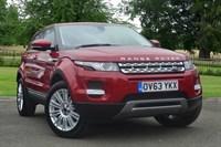 Used Land Rover Range Rover Evoque 2.2 SD4 Prestige