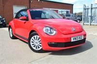 Used VW Beetle TD