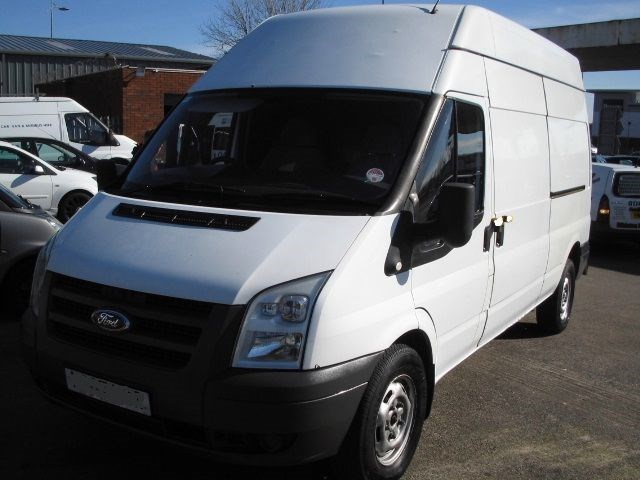 Ford Transit 350 HR