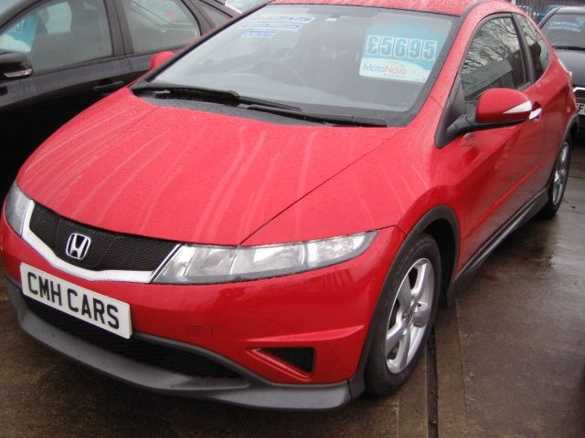 Honda Civic I-VTEC TYPE S