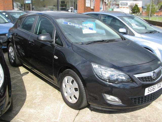 Vauxhall Astra EXCLUSIV CDTI ECOFLEX SS