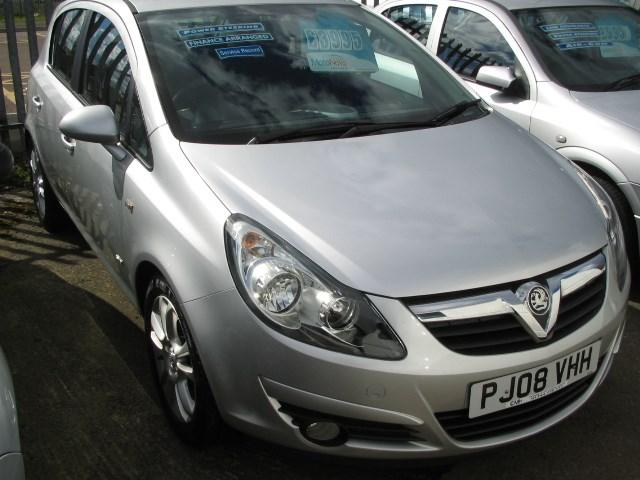 Vauxhall Corsa SXI 16V