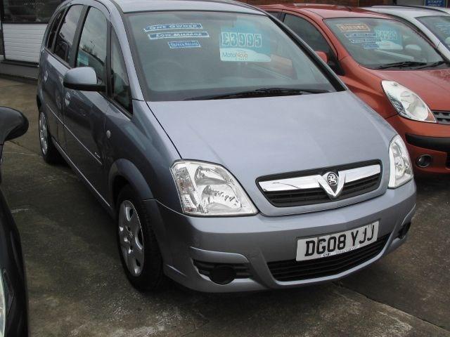 Vauxhall Meriva BREEZE 16V