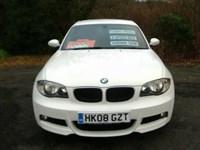 Used BMW 123d 1 SERIES TD M Sport 2dr