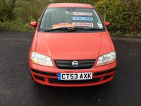 Used Fiat Idea Dynamic 5dr