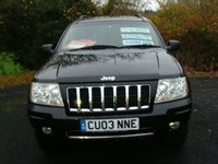 Used Jeep Grand Cherokee TD Overland 5dr