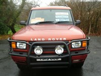 Used Land Rover Discovery Td5 GS (7 seat) 5dr 4WD