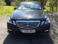 Used Mercedes E350 E CLASS CDI BlueEFFICIENCY [265] Sport 4dr Tip Auto