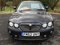 Used MG ZT 160 + 4dr