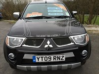 Used Mitsubishi L200 Double Cab DI-D Animal 4WD 158Bhp