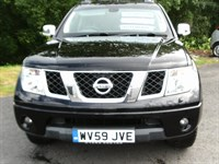 Used Nissan Navara Double Cab Pick Up Tekna 2.5dCi 171 4WD Auto