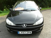 Used Peugeot 206 LX 3dr Auto [AC] AUTOMATIC