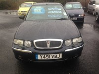 Used Rover 45 Classic 4dr