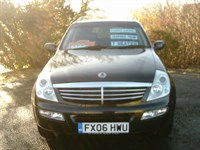 Used Ssangyong Rexton TD RX 270 SE7 5dr 4WD 7 SEATER