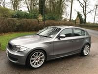 Used BMW 118d ES