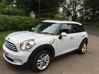 Used MINI Countryman COOPER D CHILI PACK