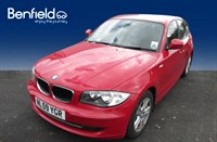 Used BMW 118d 1-series SE 5dr