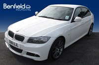 Used BMW 318d 3-series Sport Plus Edition 4dr