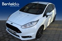 Used Ford Fiesta EcoBoost ST-3 3dr