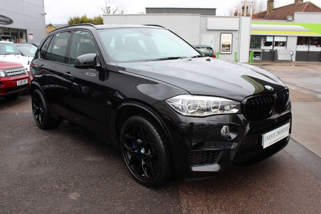 Used Black Sapphire Bmw X5 M For Sale Hertfordshire