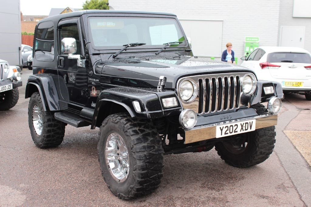 used black jeep wrangler for sale hertfordshire. Black Bedroom Furniture Sets. Home Design Ideas