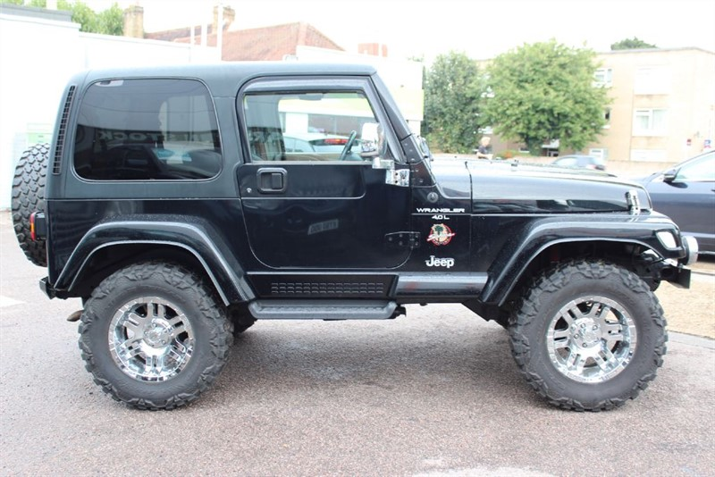 used black jeep wrangler for sale hertfordshire. Cars Review. Best American Auto & Cars Review