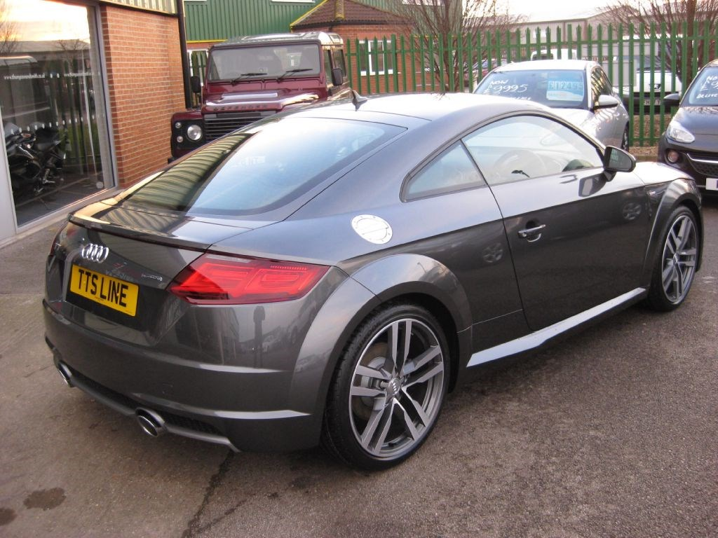 Used audi tt automatic for sale 14