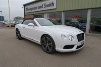 Used Bentley Continental GTC GTC V8 4.0 2dr Convertible HIGH SPEC FBSH