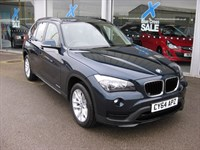 Used BMW X1 xDrive 1.8d 2.0TD Sport 5dr Automatic SAVE £6,475