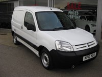 Used Citroen Berlingo First 1.6HDi 600 NO VAT