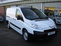 Used Citroen Dispatch 1200 L2 H1 Hdi 90 LWB
