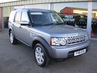 Used Land Rover Discovery 3.0 Discovery 4 TDV6 Commercial Auto 2012 Model