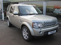 Used Land Rover Discovery 3.0SDV6 245PS 5dr Commercial Auto MASSIVE SPEC