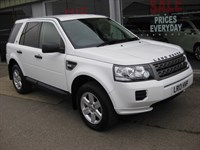 Used Land Rover Freelander 2.2 GS SD4 5dr Auto