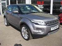 Used Land Rover Range Rover Evoque 2.2SD4 Pure Tech 5dr Auto 4x4 PAN ROOF and XENONS