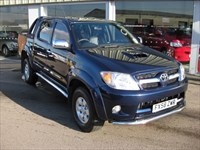 Used Toyota Hilux HL3 3.0 D-4D 4dr Doublecab 4x4 Pick Up