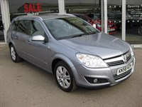 Used Vauxhall Astra Design 1.9CDTi 120PS 5dr Estate Auto RAC Warranty