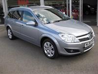 Used Vauxhall Astra Design 1.8i 16v VVT 5dr Estate Auto