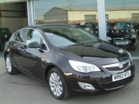 Used Vauxhall Astra Elite 2.0CDTi 16v 160PS 5dr