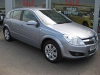 Used Vauxhall Astra Elite 1.8i 16v VVT 5dr Auto LOW MILEAGE