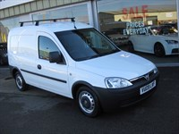 Used Vauxhall Combo 1700 1.3CDTi 16v Easytronic AIR CON NO VAT