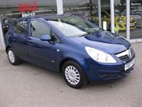 Used Vauxhall Corsa Life 1.2i 16v 5dr Easytronic A/C RAC Warranty