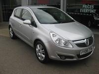 Used Vauxhall Corsa Design 1.4i 16v 5dr Auto 10,000 miles 1 OWNER